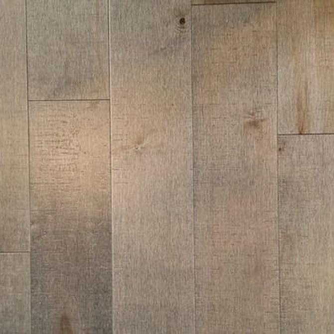 Estilos y acabados de los suelos de madera