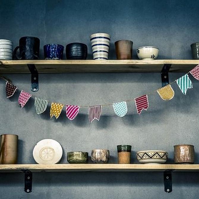 Tipos y materiales para tu estantería