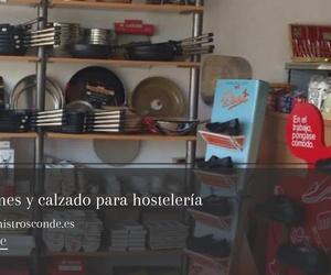 Ropa laboral en Cádiz | Suministros Conde