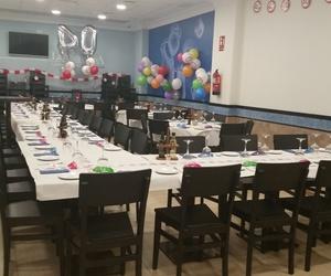 Restaurante para celebraciones en Villaverde
