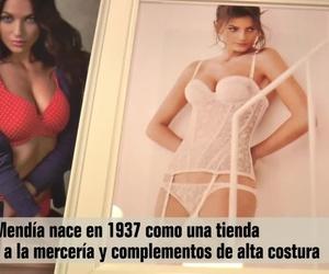 Lencería y corsetería en Madrid centro | Castillo Mendía