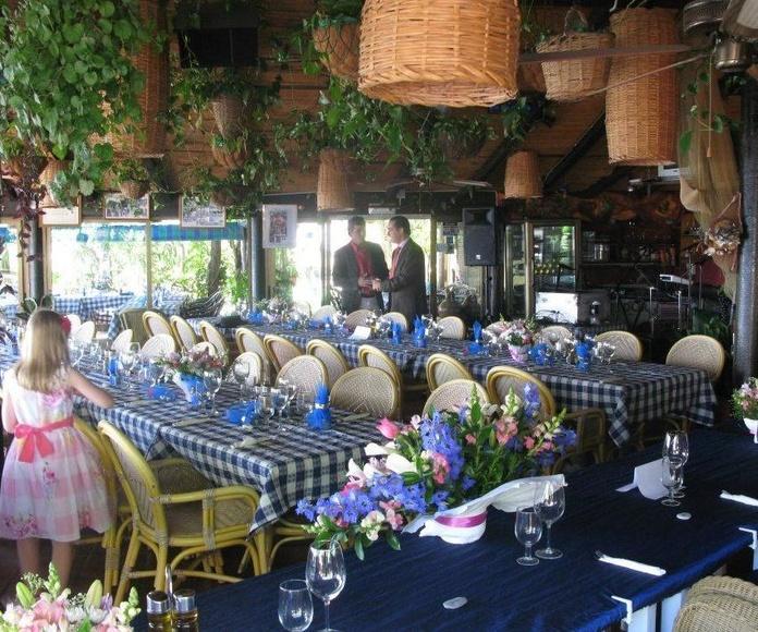 Bodas: Productos y servicios de Restaurante La Barraca