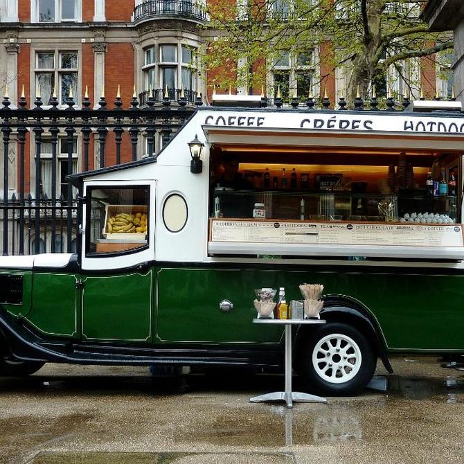 ¿Conoces el origen del food truck? (I)