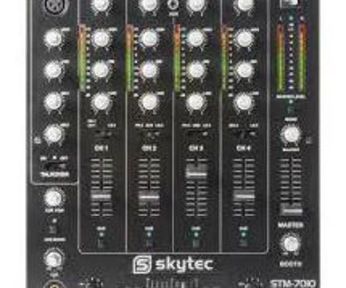MESA DE MEZCLAS STM-7010: Nuestros productos de Sonovisión Parla