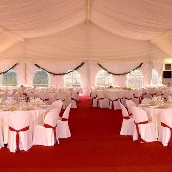 Consejos para elegir el mejor mobiliario para tu boda