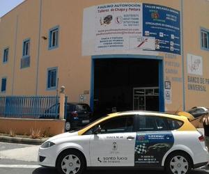 Taller de coches en Agüimes, Las Palmas