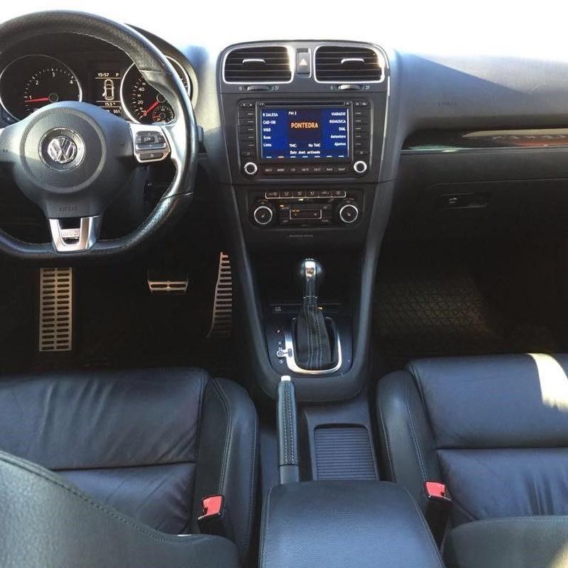 Volkswagen Golf GTD 2.0DSG:  de Ocasión A Lagoa