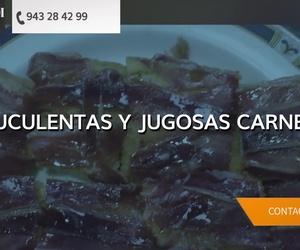 Cocina tradicional en San Sebastián | Pagadi Taberna
