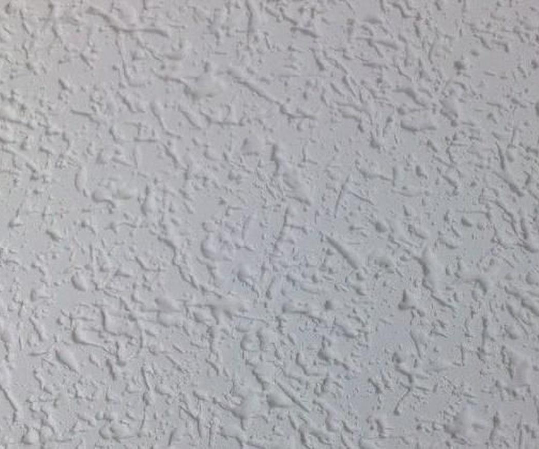 ¿Se puede reparar el gotelé?
