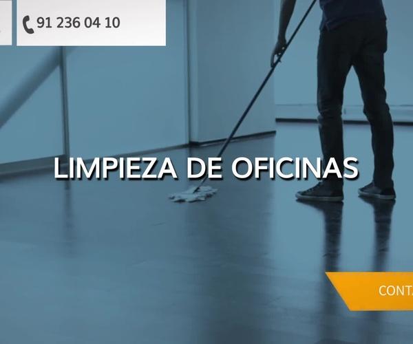 Empresas de limpieza en Madrid sur