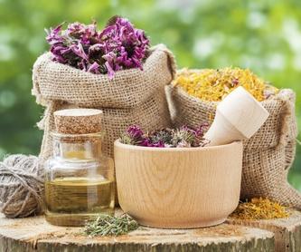 Cosmética natural: Servicios de Saninatur Suplementos