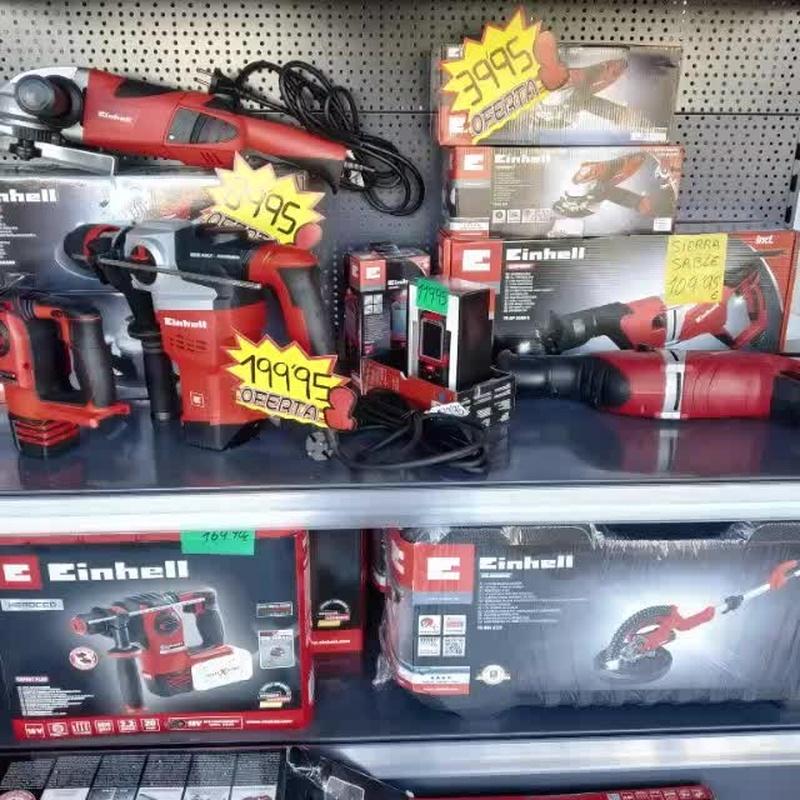 Distribuidores de Einhell: Nuestros productos de Placa Depot, S.L.