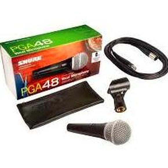 SHURE PGA-48: Nuestros productos de Sonovisión Parla