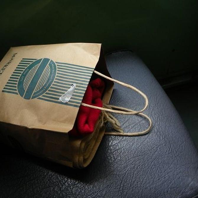 Qué elegir: bolsas de plástico o de papel