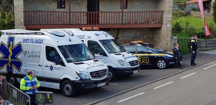 Servicio de ambulancias: Servicios de Ambulancias Mompia