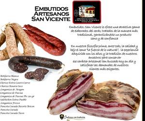 "Embutidos "" San Vicente """