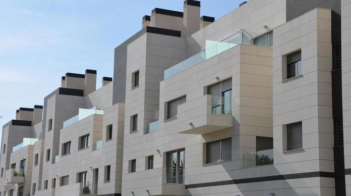 Noticia viviendas en España