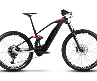 SIX50 E2 27,5+:  de E-Bike Guadarrama