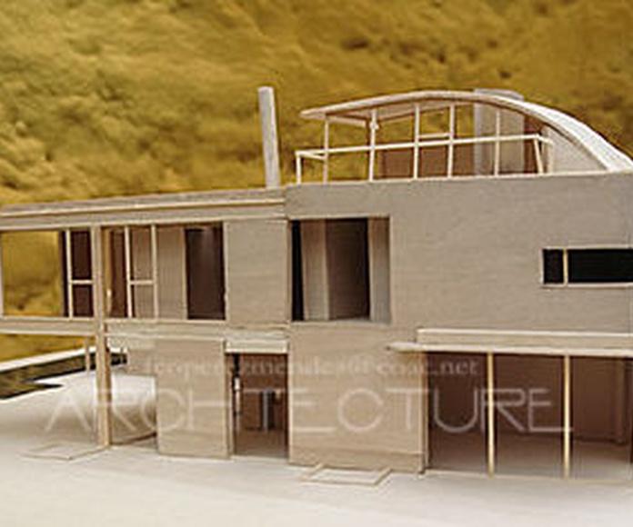 Photo Studio and Home. www.architectsitges.com: Proyectos  architectsitges.com de FPM Arquitectura