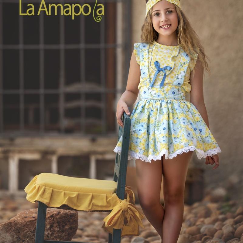 APRIL: Catálogo de La Amapola
