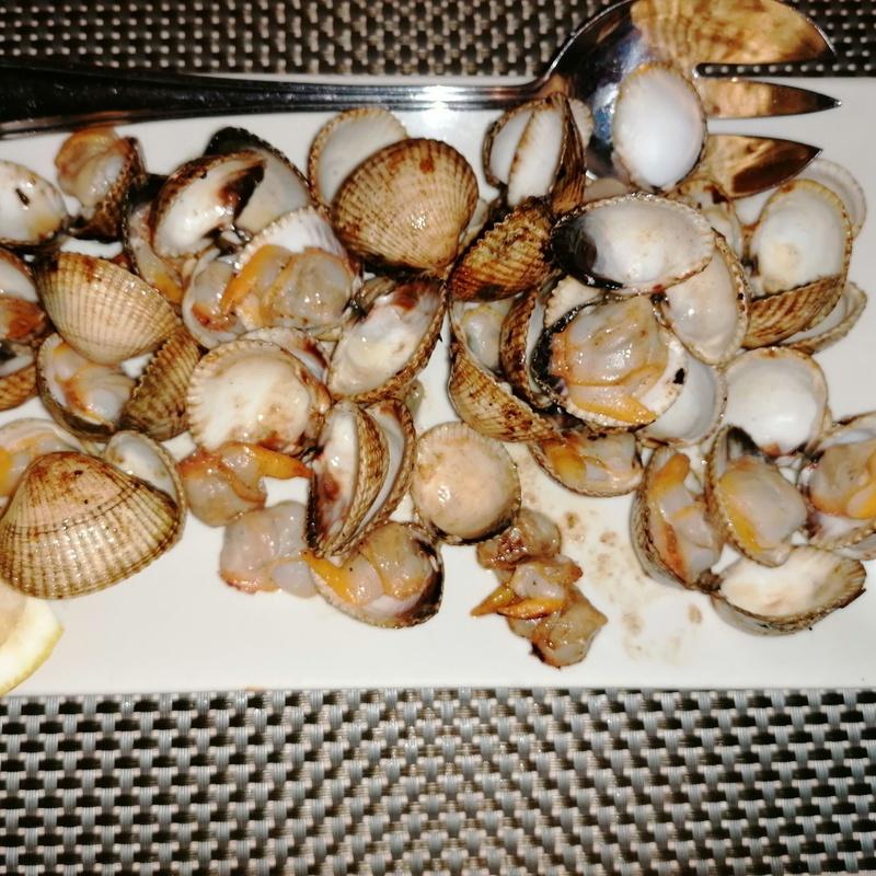 Mariscos:  de Balcón de Floreano