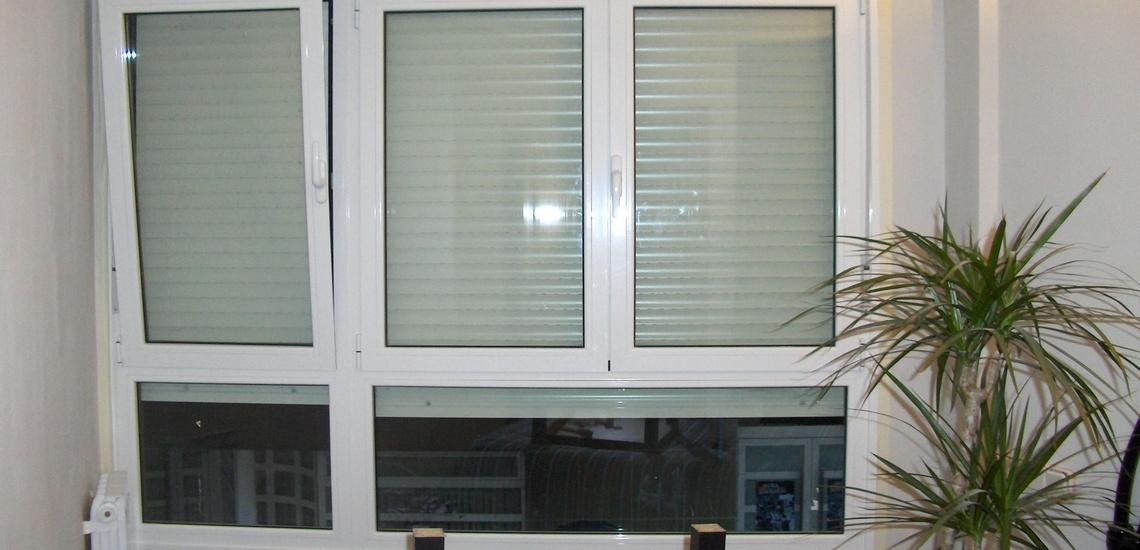 Ventanas de aluminio o PVC en Bizkaia para un perfecto aislamiento