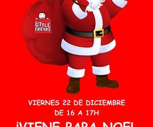 Papá Noel en Little Friends