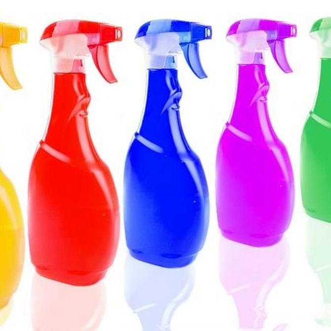 Limpieza y desinfección en profundidad y en cualquier superficie
