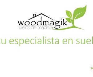 Restauraciones de tarima y parquet realizados por woodmagik