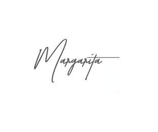 Menú Margarita