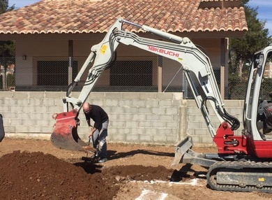 Comenzamos nueva edificación en el toro