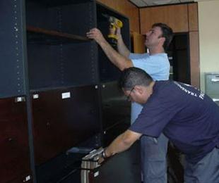 Desmontaje y montaje muebles
