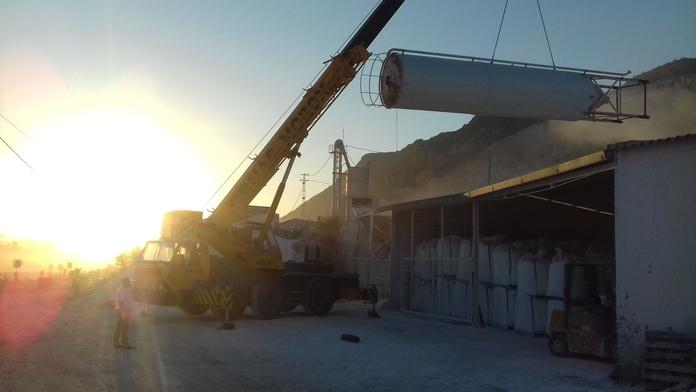 Mantenimiento industrial: Servicios de THICORCA