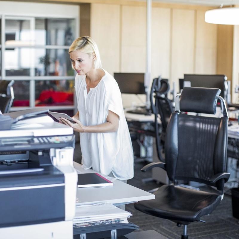 Coste por Página: Servicios de Ofi - Logic
