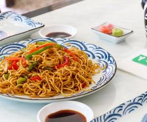 Restaurante japonés en Madrid