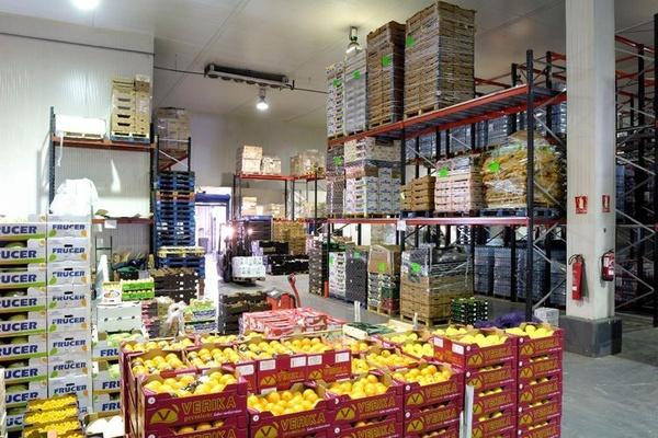 Transportes frigoríficos y almacenaje de mercancías en Rubí