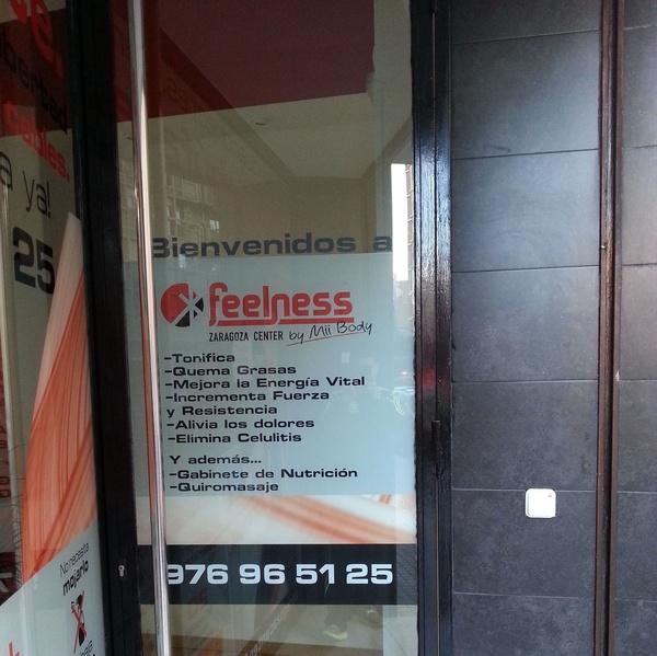 Estimulación eléctrica en Zaragoza con excelentes resultados - Feelness Zaragoza