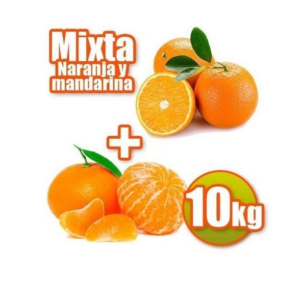 Mixta de mesa y mandarina 10 kg: Productos de Naranjas Julián