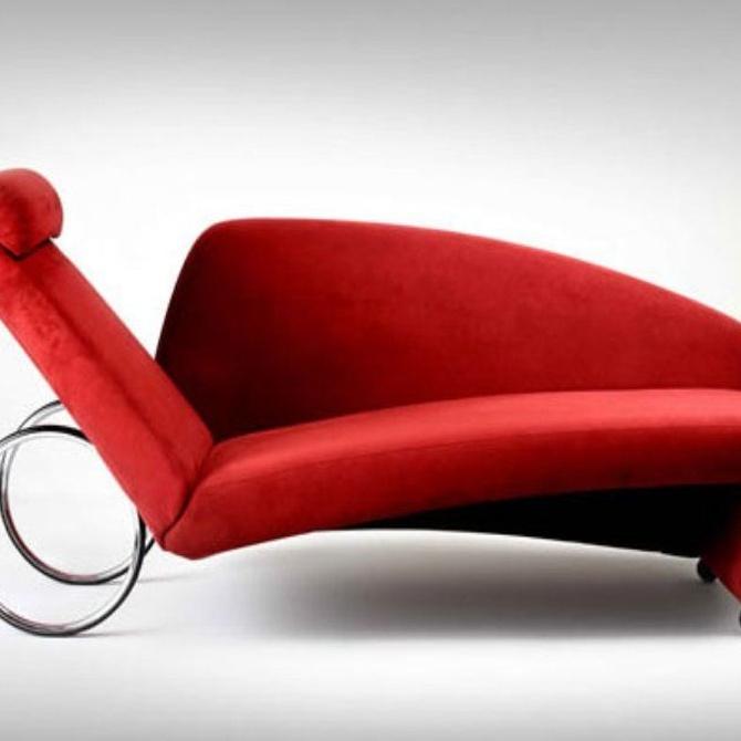 El chaise longue, un sofá de la aristocracia francesa