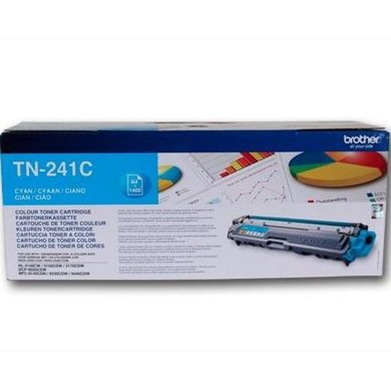 BROTHER TN241C Tóner Cyan HL-3170CDW: Productos y Servicios de Stylepc