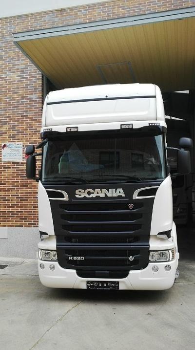 SCANIA Nuevos: Autotruck Salamanca