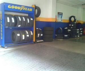Cambiar ruedas Langreo