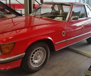 Historia del Mercedes R107 (El Channing)