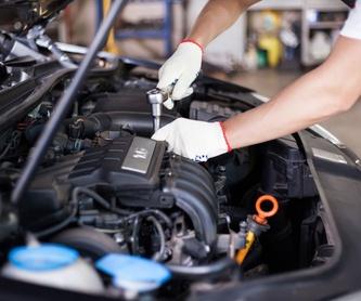 Mecánica rápida: Servicios de MEC-OSONA
