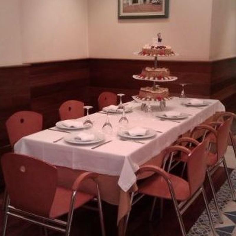 Menú especial fin de semana: Menús de Restaurante URKIOLA Jatetxea