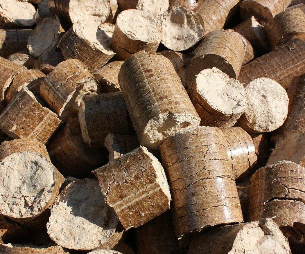 """Los """"pellets"""" para chimeneas más ecológicas"""