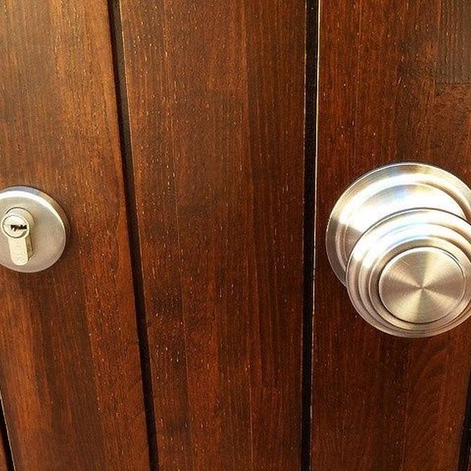 Cómo reforzar tu casa para hacerla más segura