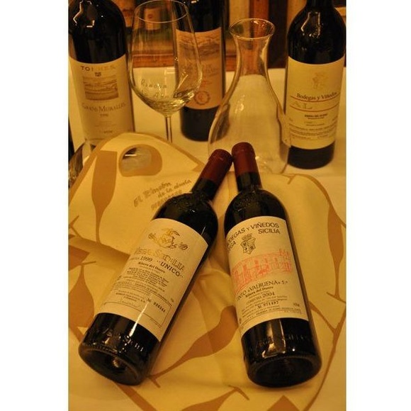 Vinos rosados : Carta  de El Rincón de la Abuela - Restaurante Marisquería