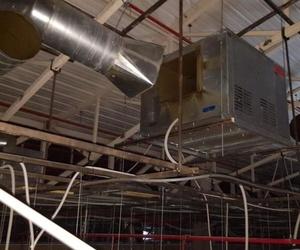 Limpieza e instalación de extracciónes de humos