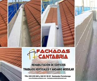 canalones y pesebrones reparación e impermeabilización Torrelavega.